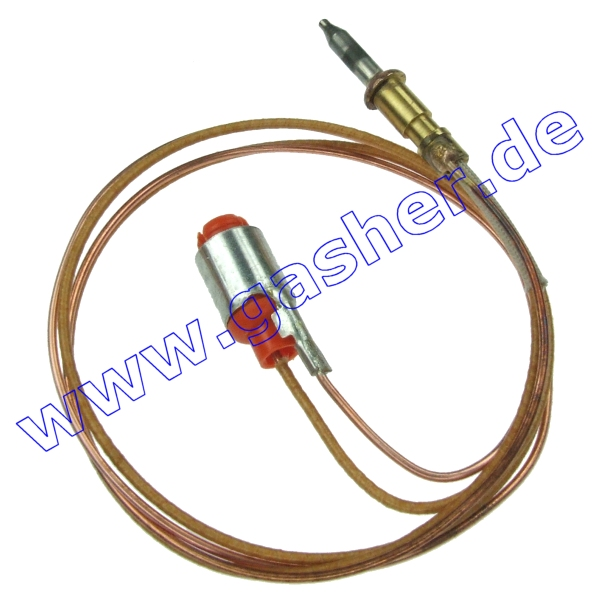 Thermoelement tln 109cf 500mm coax for Gasherd miele